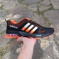 Sepatu Adidas Adiprene Flyknit 2 Running Pria