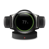 Jual Wireless Charging Cradle Dock Charger Samsung Gear S2 Sport / Classic Murah