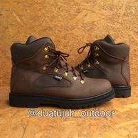 harga Sepatu gunung REI walnut (100% kulit asli) Tokopedia.com