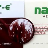 Natur-E Astaxanthin dari Ganggang Merah Vitamin E Nature E 40x