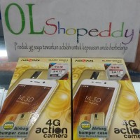 Hp Advan i5E Glassy Gold 4G/LTE Dual Flash Camera (RAM 2GB+ROM 16GB)