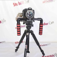Shoulder Rig Camera Kamera DSLR ARTechno DIY