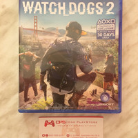 BD PS4 Watch Dogs 2