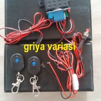 immobilizer motor mobil / remote alarm pintar / smart key