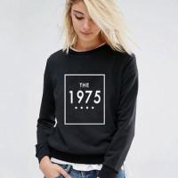 Jaket / Zipper / Hoodie / Sweater The 1975 - Hitam