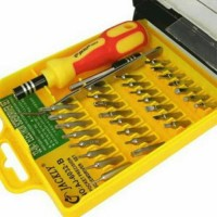 Obeng Set Toolkit 32in1 Lengkap Dengan Pinset / 32 In 1