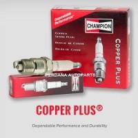 Busi Honda New Mega Pro 2012 - CHAMPION Copper Plus RG4 Berkualitas
