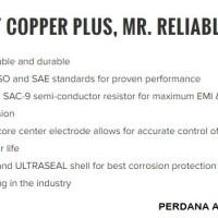 Busi Honda Revo AT FI 110 - CHAMPION Copper Plus RG4HC Murah