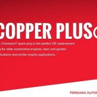 Busi Honda New Sonic 150 - CHAMPION Copper Plus RG4HC Berkualitas