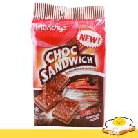 Jual Munchy's Choco Sandwich | Munchys Biskuit Chocolate | Snack Import Murah