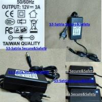 Adaptor 12V 3A Taiwan quality