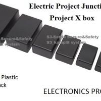 Electronic BOX Projek / BOX HITAM X5 / Casing Driver