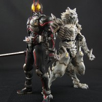 SIC / S.I.C Kamen / S.I.C. Vol. 28 Masked Rider Faiz & Wolf Orphnoch