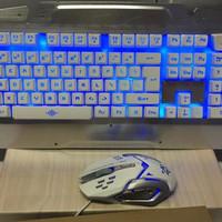 Sale Keyboard Mouse Gaming 2700 / Keyboard Gaming Combo 2700 / Keybo