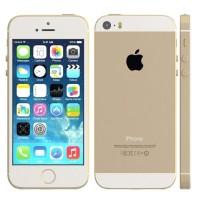 APPLE iPhone 5 32GB, Gold, grey and white Garansi Platinum 1th