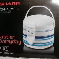 Magic Com Sharp KS-N18ME-L / Rice Cooker Sharp