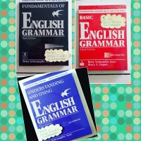 "English Grammar ""Paket 3 Buku"" - (Betty Schrampfer Azar)"