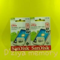harga Micro Sd Sandisk Ultra 16gb 48mb/s Class 10 Tokopedia.com