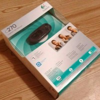 Logitech webcam C270. C 270. C-270 HD