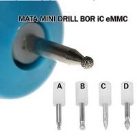 Jual Mata Bor Mini Drill Engraver Grinda ic eMMC Diamond Bulat elips Micro Murah