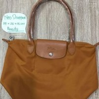 Longchamp Lc Neo shopper / Planetes M Medium Long Handle