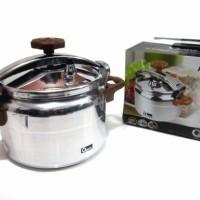 Alupress Alumunium Pressure Cooker Oxon OX-2012 / Panci Presto OX 2012
