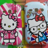 Soft Case Motif Hello Kitty for Samsung Galaxy Fame S6810