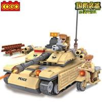 lego / block games tank cogo 3333
