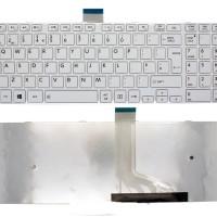 Keyboard Toshiba Satellite C50-A C55-A L50-A L55-A - WHITE (NUMERIC)