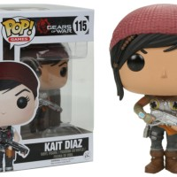 Funko Pop Kait Diaz (Gears of War)