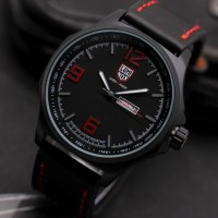 Jam Tangan Luminox 2377AV Black Red