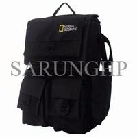 Tas Kamera DSLR Backpack Natgeo Kode D