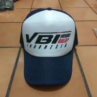 TOPI TRUCKER / JARING VESPA BALAP INDONESIA SS1 - BANABOO SHOPPING