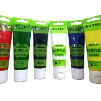 V-TEC Acrylic Colour 75ml Type VT 975 / Cat Acrylic