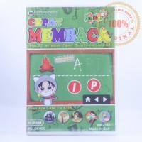 Harga Cepat Membaca   CD Games Edukasi Belajar Membaca Untuk Anak 3 5 Tahun | WIKIPRICE INDONESIA