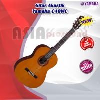 Gitar Akustik Yamaha C40CW / C40 CW / C40-CW / C40 ORIGINAL