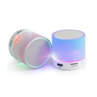 Jual LED Light Stereo Wireless Bluetooth Speaker 2016 With FM Murah