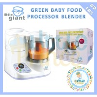 Little Giant Green Baby Food Processor Blender LG 4961