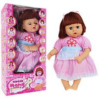 Mainan Anak Perempuan Boneka Susan Singer Baby Nyanyi Sing Music Doll