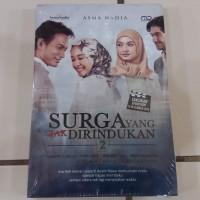 Harga novel surga yang tak dirindukan 2 asma | Pembandingharga.com