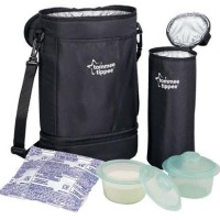 Tommee Tippee Insulated Twin Bottle Carrier/ Tas Botol Bayi