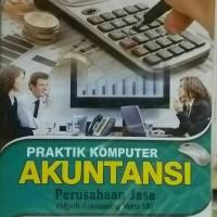 Praktik Komputer Akuntansi Perusahaan Jasa (MYOB Versi 18)