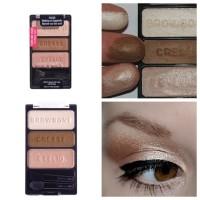 WET N WILD Color Icon Trio Eyeshadow - Walking on Eggshells