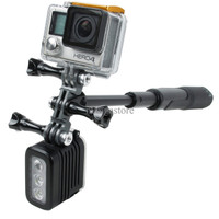 TMC Double Mount For GoPro Hero 4/3 + / 3/2 / 1 - HR385-BK