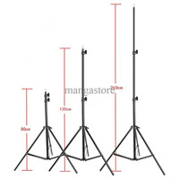 Weifeng Portable Lights Stand Tripod Video & Camera - WF-8062A