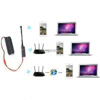 Kamera Pengintai WiFi IP Spy Hidden Camera 640P