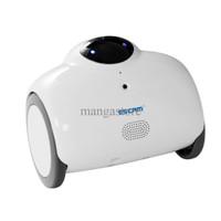 ESCAM Robot QN02 Wireless IP Camera Monitoring Touching Interaction 72