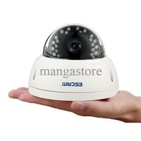 ESCAM Dome QD420 Waterproof IP Camera CCTV 1/3 Inch 4MP ONVIF Nightvis