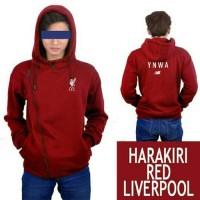 harga Jaket Harakiri Liverpool Fc Tokopedia.com