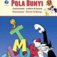 Buku Sound Patterns Pola Bunyi, Konsonan-huruf Dan Bunyi (WB)CVAN35627